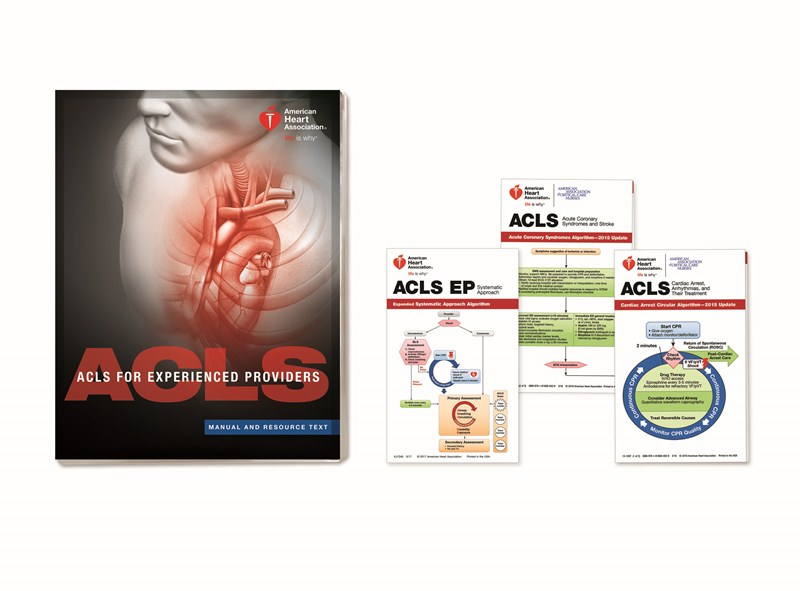 Manual ACLS EP