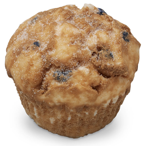 Muffin de berries 1 pza. 85 gr.